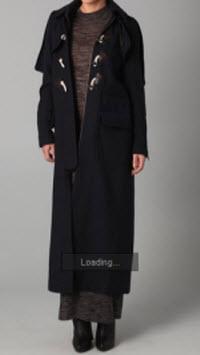 Floor Length Coat