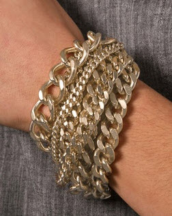 Giles & Brother chain bracelet