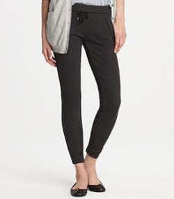 J.Crew About town leggings