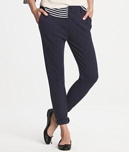 J.Crew sweatpant trousers