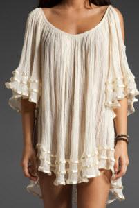 The Gauze Dress