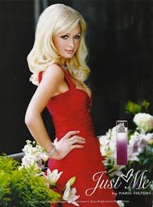 4. Just Me by Paris Hilton