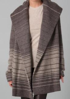 The Sweater Coat