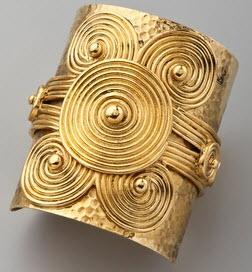 Theodora & Callum cuff