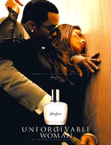 9. Unforgivable Woman by P.Diddy