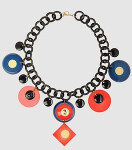 Unsigned Vintage Necklace From Iris Apfel's Personal Collection