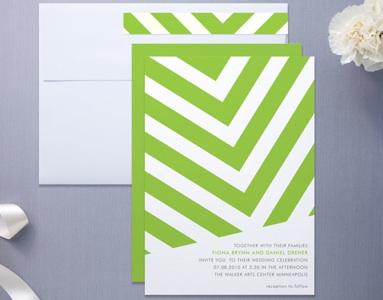fracas wedding invitations