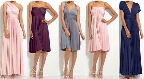 Twobirds Infamous Convertible Bridesmaid Dresses Are Now On Nordstrom