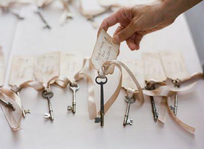On Vintage Keys