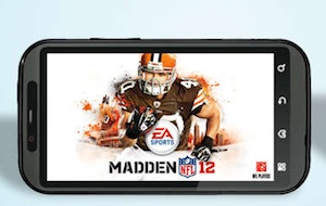 $10 for $20 of EA Games for Android
