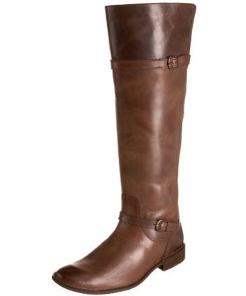 Frye Two Toned riding boots
