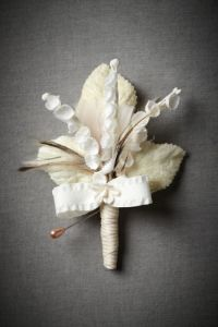 Lily-Of-The-Valley Boutonniere