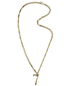 Lulu Frost Code necklace