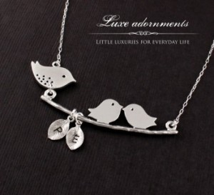 Luxe Adornments Mommy Necklace