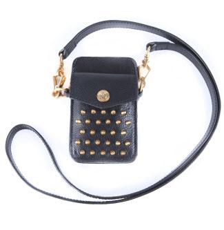 Rebecca Minkoff Spike Stud iPhone Carry Case