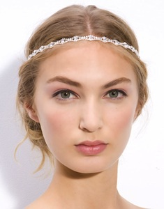 Tasha Vintaged Crystal Headband
