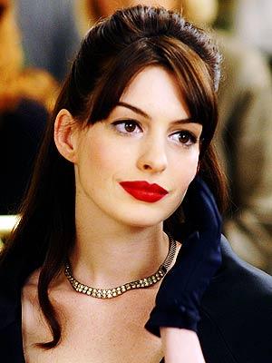 2. Red Lipstick