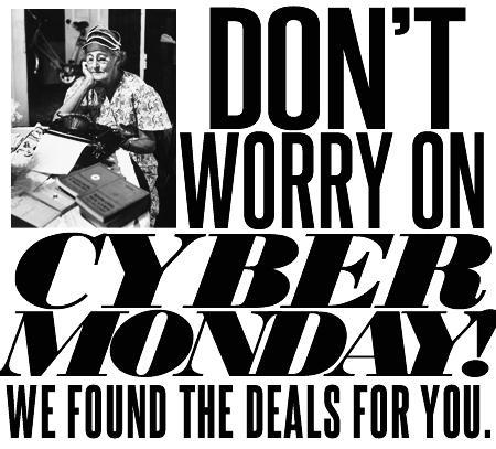 Cyber Monday Sales 2011 Best Cyber Monday Deals Free