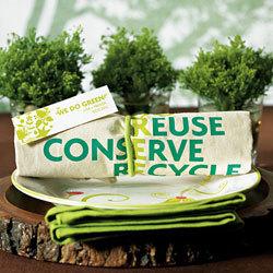 Eco-Friendly Tote Bag Favors