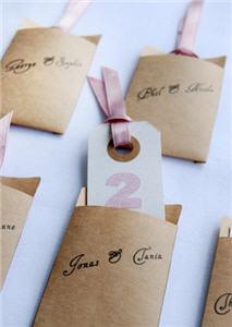 In Tiny Brown Envelopes