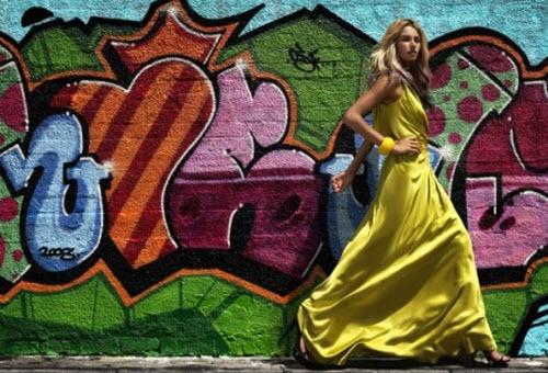 the trend of graffiti - photo #5