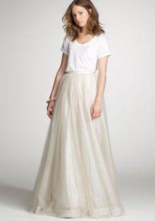 Wedding Skirts | Tulle Wedding Skirt | Lanvin Wedding Skirt