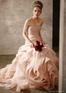25c81faed50f Weddings · Just In: You Can Now Shop Vera Wang For David's Bridal ...