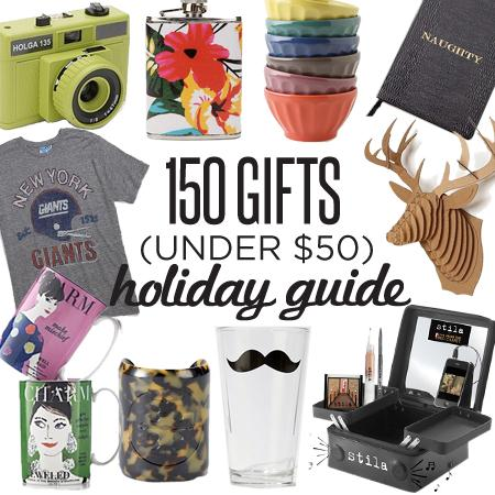 150 gifts under 50 best holiday gifts 2011 christmas Best xmas gifts for her