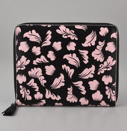 DVF petal dance iPad case