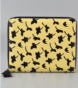 Diane von Furstenberg petal iPad case
