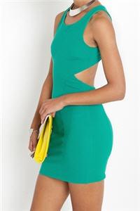 Envy Cutout Dress