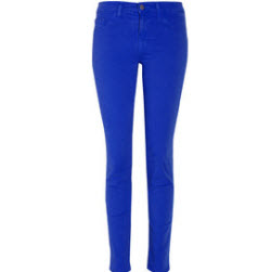 J Brand colored jeans
