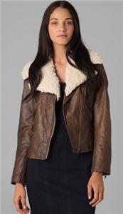 BB Dakota Hunter Leather Jacket
