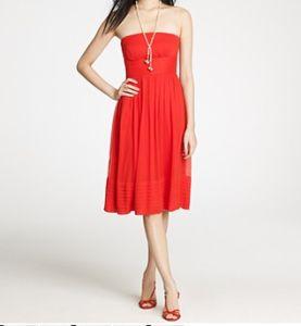 Juliet Dress in Silk Chiffon