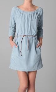 MiH Cap Ferret Dress