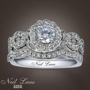 Neil Lane Bridal 1 1/6 Carat TW Diamond Bridal Set