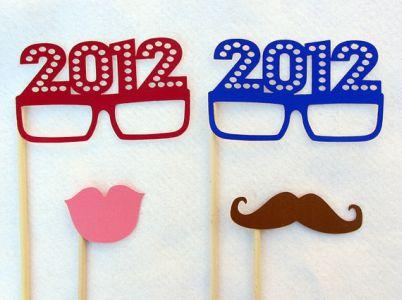 New Year's 2012 Celebration Set