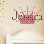 our-little-princess-personalized-wall-decal