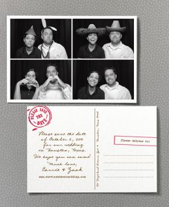 Special Delivery Save-The-Date Card