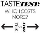 Taste Test Short