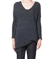 Theory Tunic sweater
