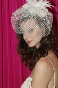 Bebe Bridal Headpiece