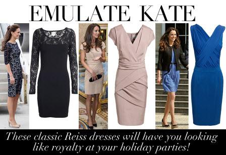 Reiss shola dress kate middleton style party dresses