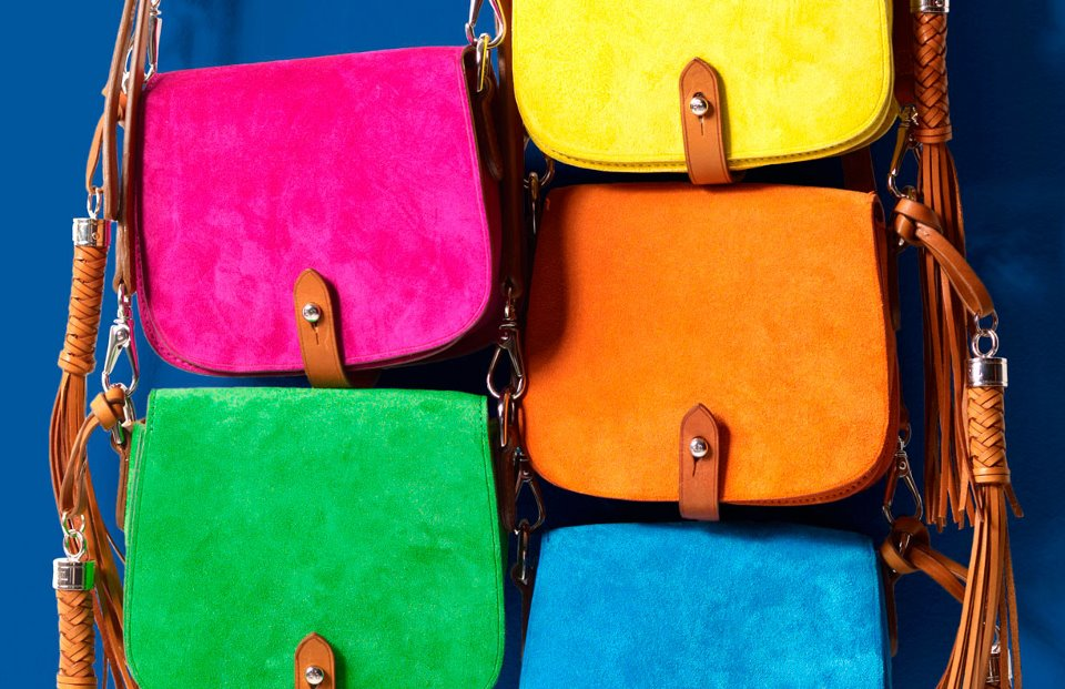 Get Some Shoulder Candy With These Bright Colored Cross Body Bags