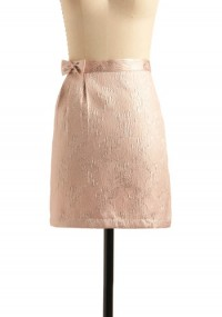 A Blush With Greatness Skirt