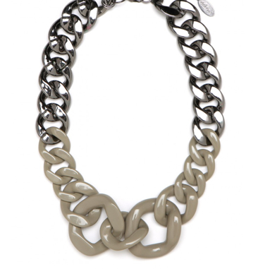 Cable Duo Necklace
