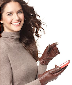 Echo Tech Touch Leather Gloves