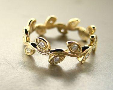 Rachel Mcadams The Vow Wedding Ring Lyria Leaves