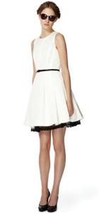 Flared dress ($59.99)