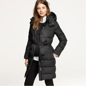 J.Crew Wintress coat